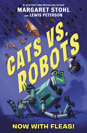 Cats vs. Robots #2: Now with Fleas! book image