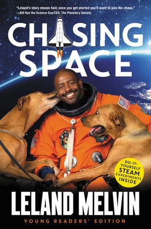 Chasing Space Young Readers' Edition book image