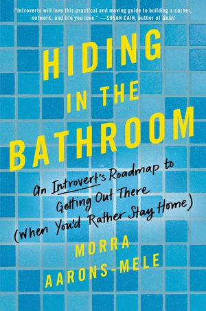 Hiding in the Bathroom book image