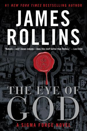 The Eye of God book image