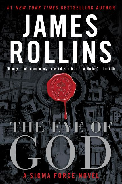 The Eye of God - James Rollins - Paperback