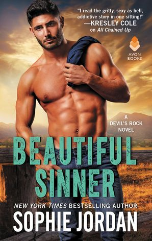 Beautiful Sinner Paperback  by