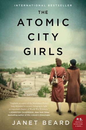 The Atomic City Girls book image