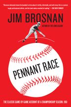 Pennant Race Paperback  by Jim Brosnan