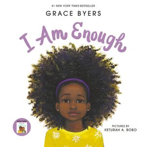 I Am Enough book image