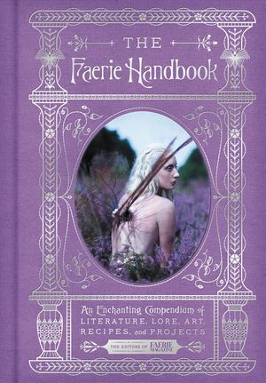 The Faerie Handbook book image