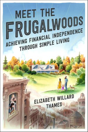 Meet the Frugalwoods book image