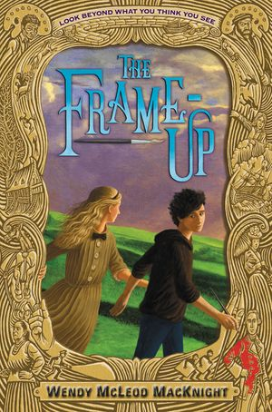The Frame-Up book image
