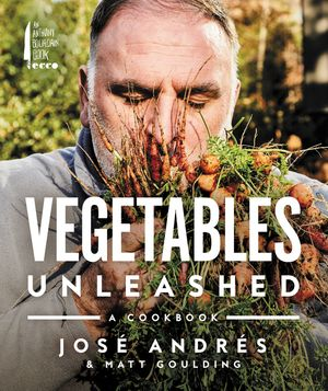 Vegetables Unleashed book image