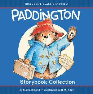 Paddington Storybook Collection book image