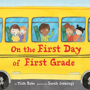 On the First Day of First Grade book image