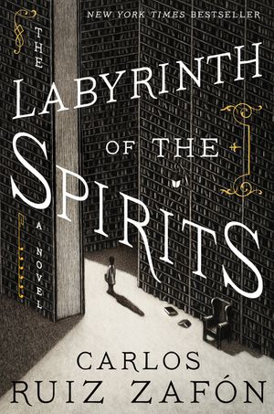 The Labyrinth of the Spirits book image