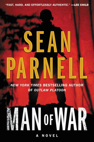 Man of War book image