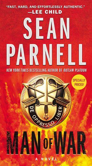 Man of War: A Novel (Eric Steele 1)