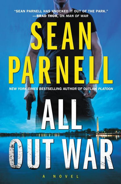 All Out War - Sean Parnell - Hardcover