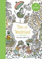 Elves in Wonderland 20 Postcards Miscellaneous print  by Marcos Chin