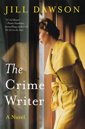 The Crime Writer book image