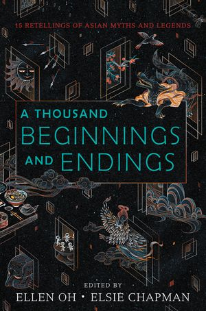 A Thousand Beginnings and Endings book image