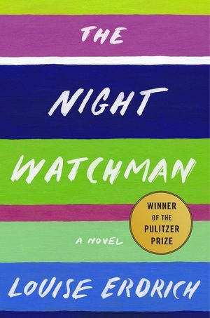 The Night Watchman book image