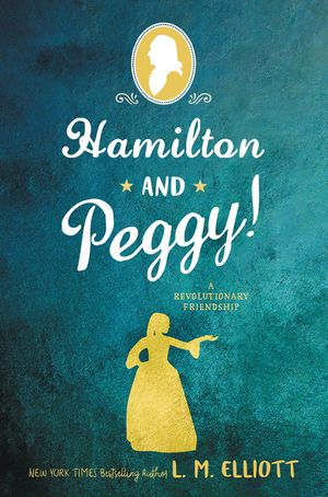 Hamilton and Peggy! book image