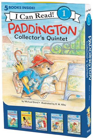 Paddington Collector's Quintet book image