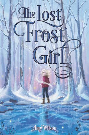 The Lost Frost Girl book image