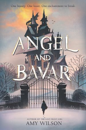 Angel and Bavar book image