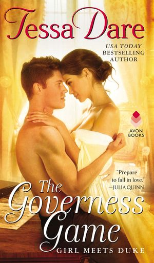 The Governess Game book image