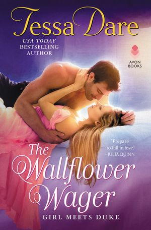 The Wallflower Wager book image