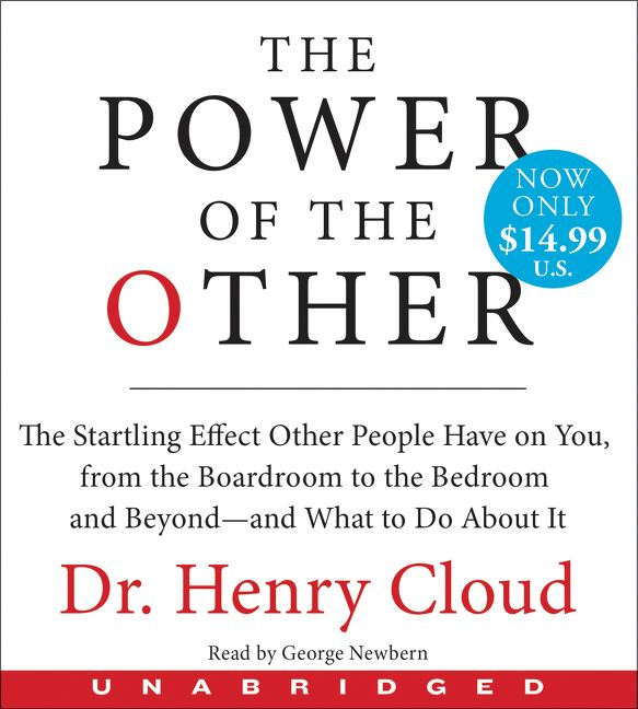 Book cover image: The Power of the Other Low Price CD: The startling effect other people have on you, from the boardroom to the bedroom and beyond—and what to do about it | Wall Street Journal Bestseller