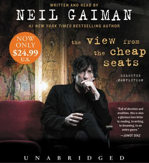 The View from the Cheap Seats Low Price CD