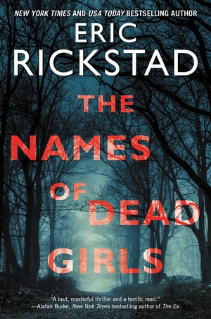 The Names of Dead Girls book image
