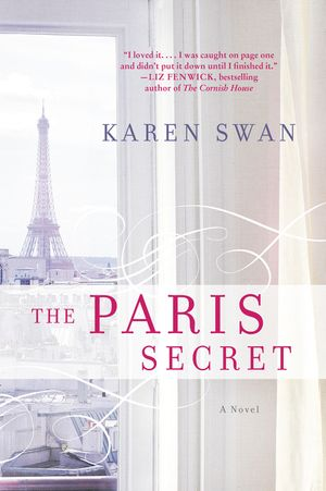 The Paris Secret book image