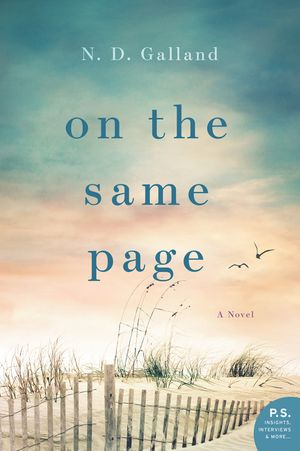 On the Same Page book image