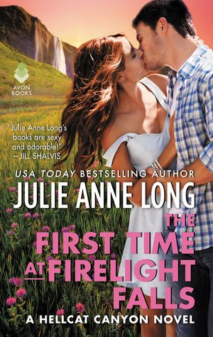 The First Time at Firelight Falls book image