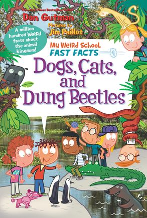 Cover image - Dogs, Cats, And Dung Beetles