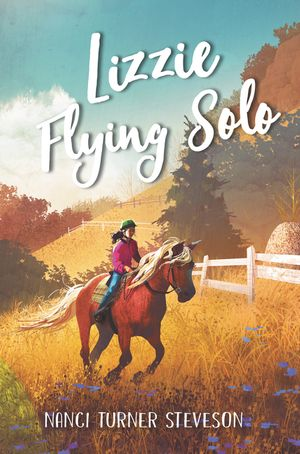 Lizzie Flying Solo book image