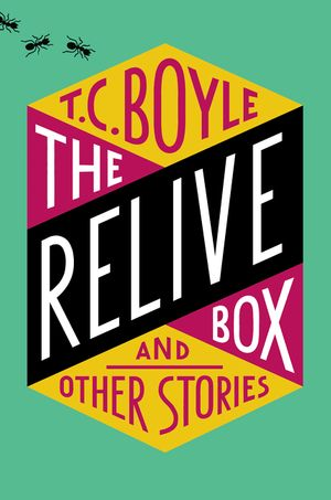 The Relive Box and Other Stories book image