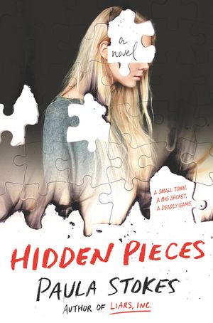 Hidden Pieces book image