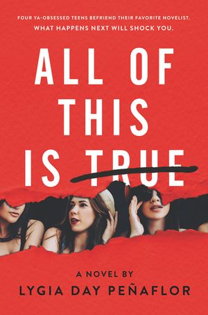 All of This Is True: A Novel book image
