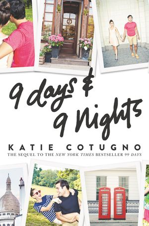 9 Days and 9 Nights book image