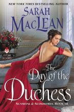 The Day of the Duchess Hardcover  by Sarah MacLean