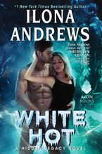 White Hot Hardcover  by Ilona Andrews