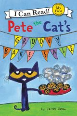Pete the Cat's Groovy Bake Sale
