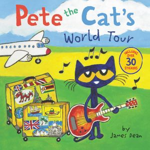 Pete the Cat's World Tour book image