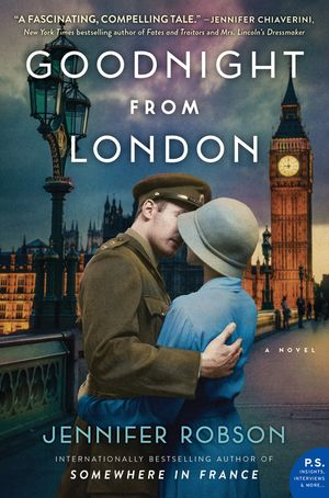 Goodnight from London book image