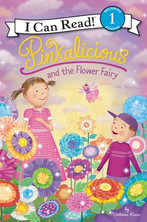 Pinkalicious and the Flower Fairy book image