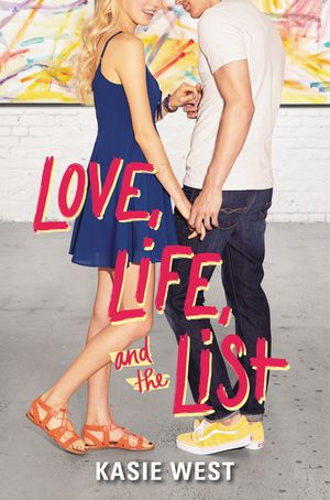 Love, Life, and the List book image