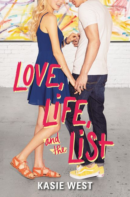 Image result for Love, Life and the List by Kasie West