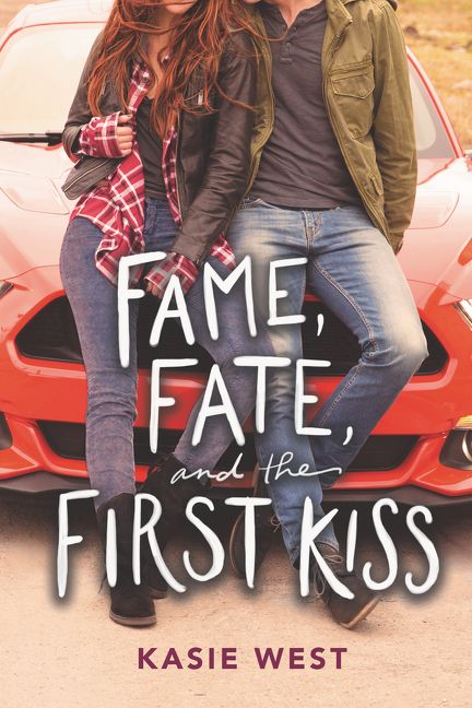 Image result for fame fate and the first kiss